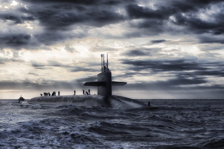 submarine-boat-sea-ocean-67575